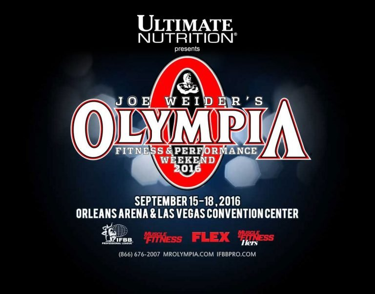 LIVE Stream – 2016 Mr. Olympia Press Conference