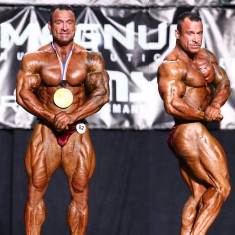 Exclusive Interview with new IFBB Pro Riley Janzen