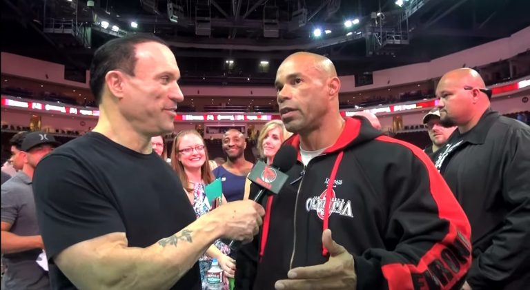 WATCH: I beat Dexter Jackson in 2000, 2001 and 2002 – Kevin Levrone