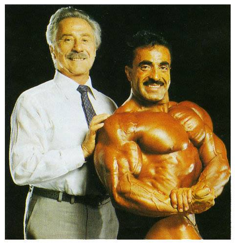 Samir Bannout - Mr. Olympia