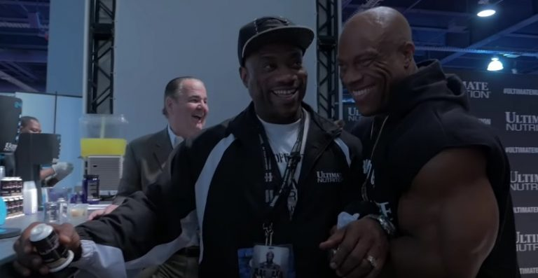 WATCH: Dexter Jackson's Road to Olympia and Olympia Recap