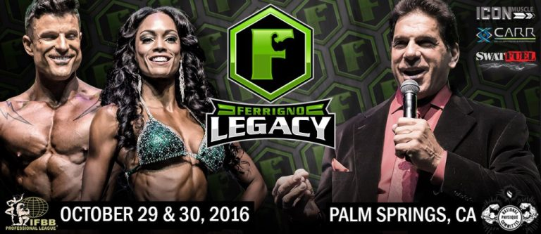 2016 IFBB Ferrigno Legacy News, highlights and results
