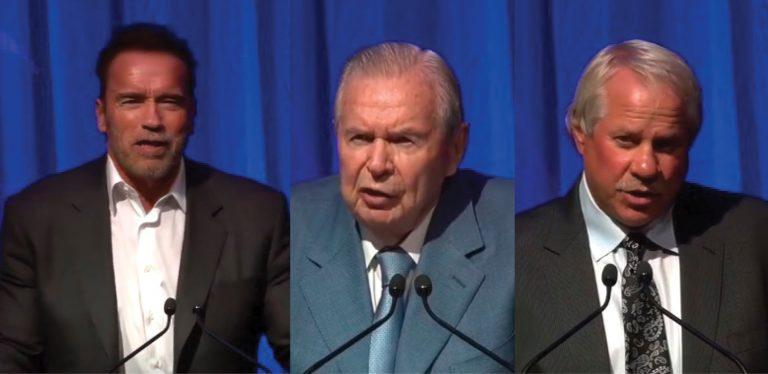 WATCH: Bodybuilding's elite speak at Jim Lorimer's 90th Birthday Celebration