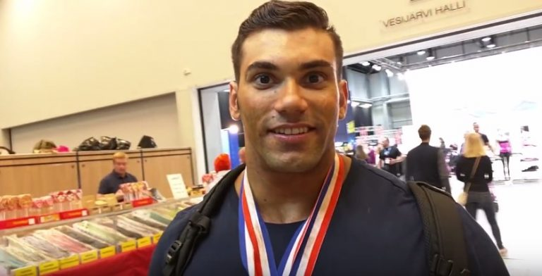 WATCH: Arnold Classic Europe and Ben Weider Legacy Champion Luke Debono interviewed