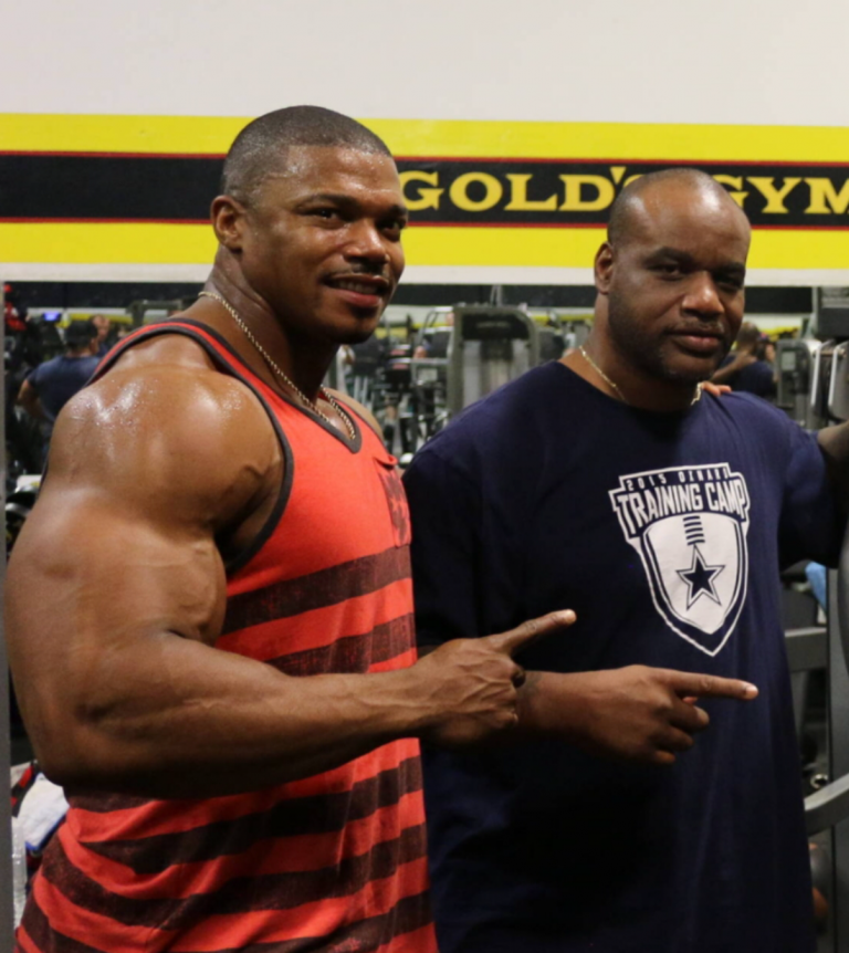 Trained by the 'Real Deal' Chris Cormier: Maurice Burgess