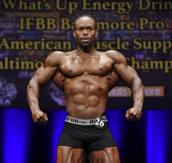 Evolutionofbodybuilding.net talks to IFBB Classic Physique Pro Daron Lytle