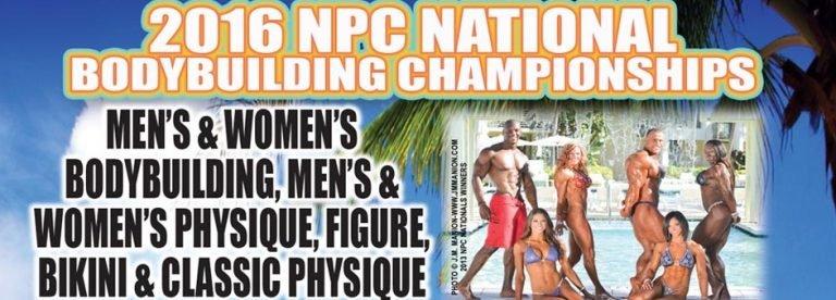 2016 NPC Nationals – Miami