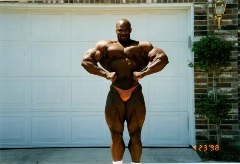 Rare photos of Ronnie Coleman released