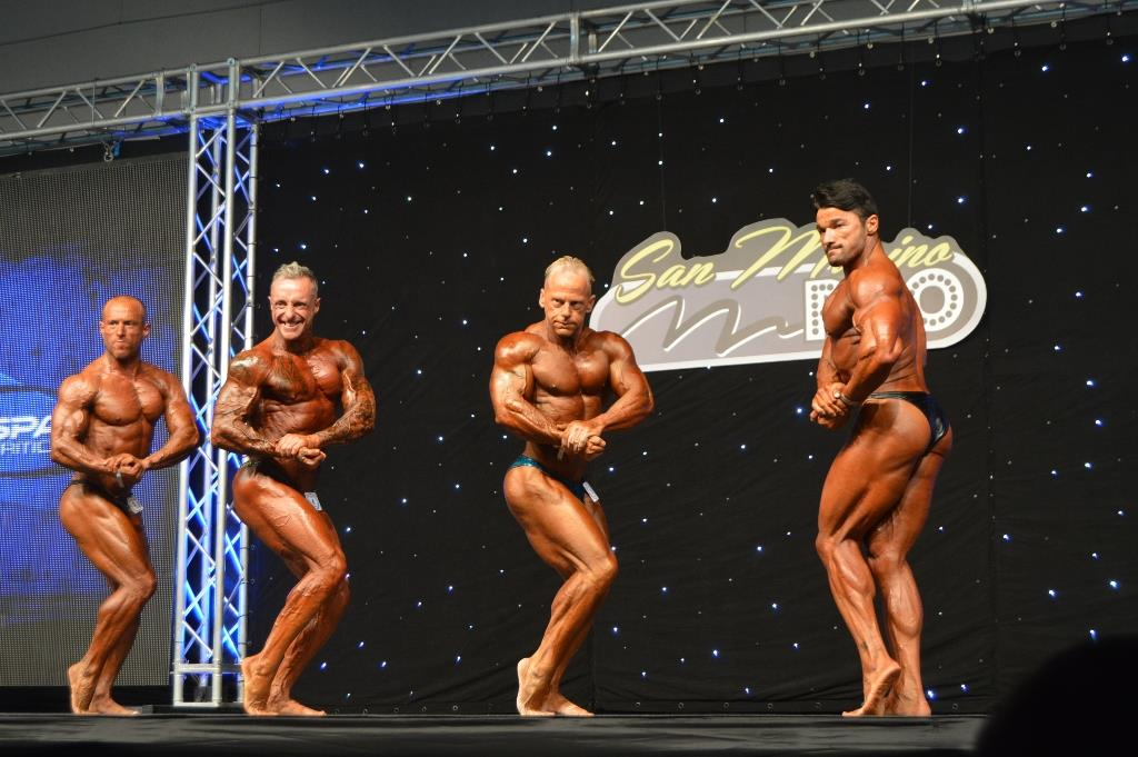 Masters world amateur bodybuilding