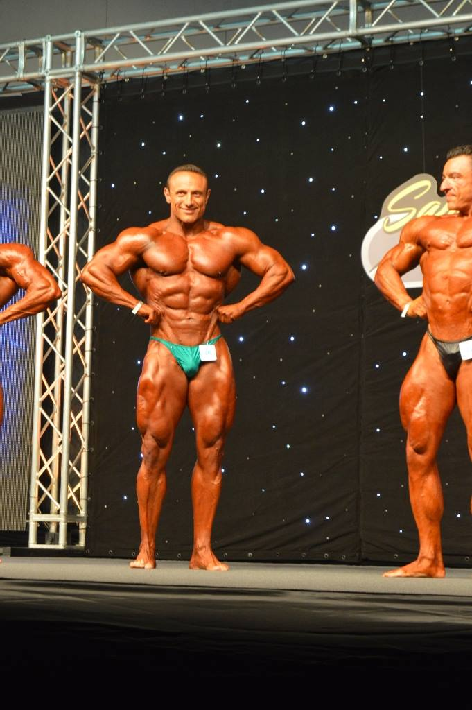 Masters World Championships - Bodybuildingcom