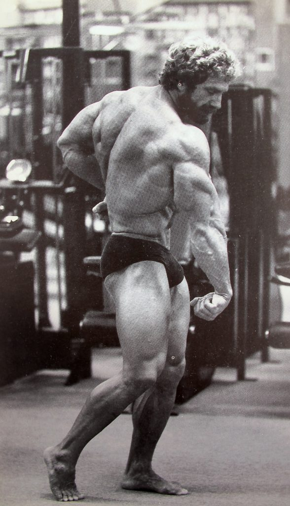 Evolution of Bodybuild...