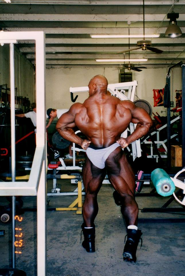 Photos of Ronnie Coleman as you never seen him before