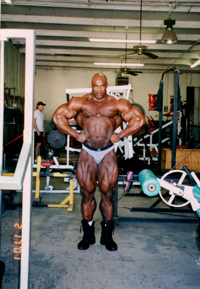 News about Ronnie Coleman : IFBB & DBFV News - Seite 496