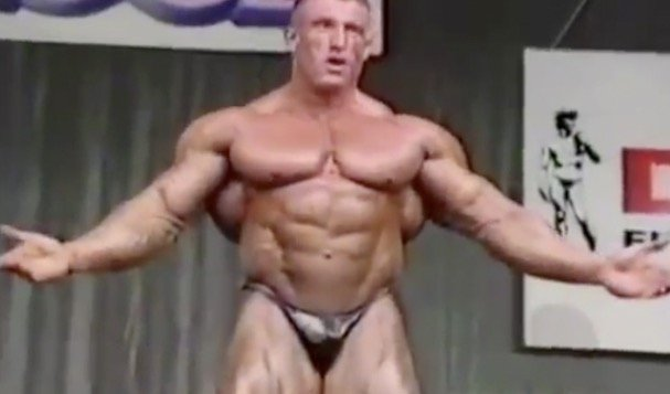 WATCH: Classic footage from the 1996 IFBB German Grand Prix