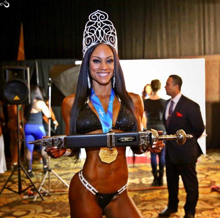 WATCH: Breena Martinez wins the 2017 Legends Classic Pro Bikini