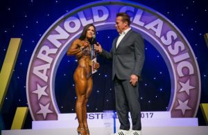 2017 Arnold Classic Australia Official Report