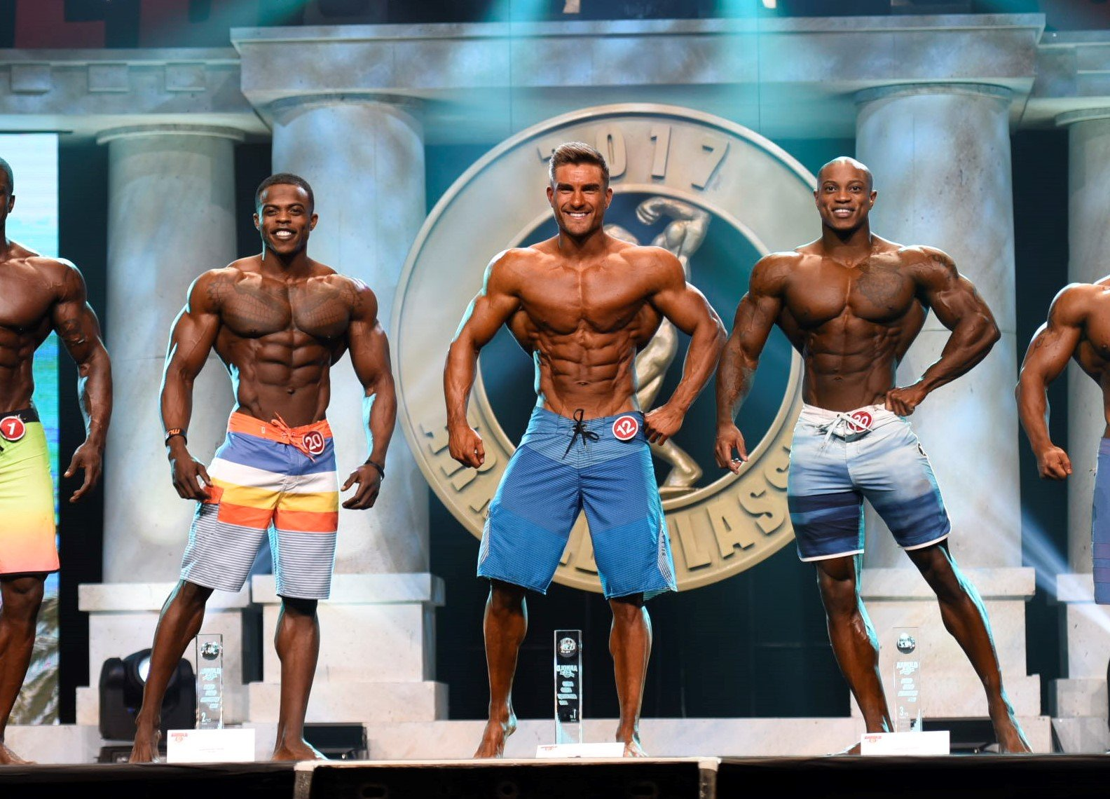 Ryan Terry Outlasts Large Field To Win Arnold Men S