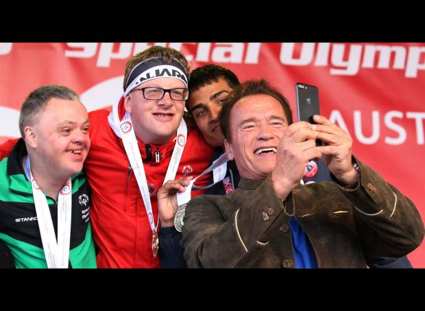Special Olympics critic gets 'Terminated' by Arnold Schwarzenegger