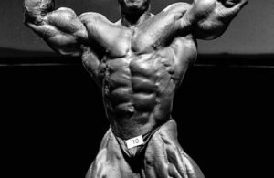 Flex Wheeler officially added Olympia