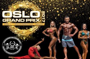 2017 IFBB Oslo Grand Prix Official Results