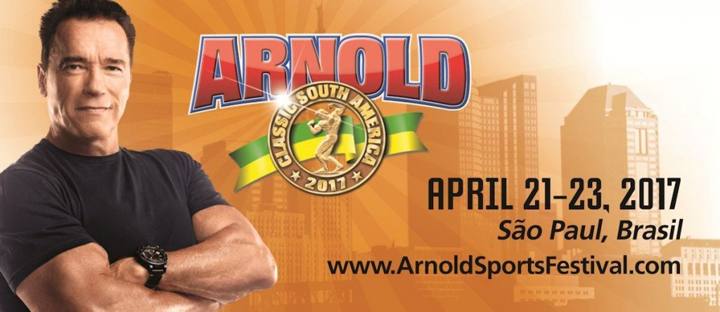 Official 2017 Arnold Classic South Africa Competitors List