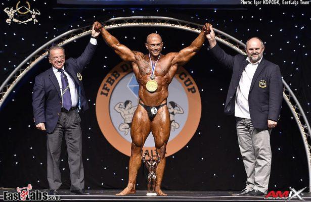 ANDREA PRESTI - OVERALL WINNER DIAMOND CUP MALTA