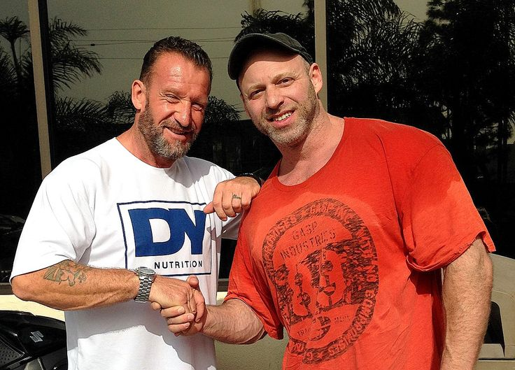 Looking Back: Dorian Yates