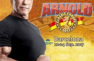 2017 ARNOLD CLASSIC EUROPE: INSPECTION REPORT