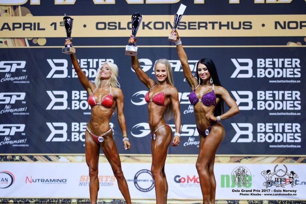 2017 Oslo Grand Prix Results - Photos