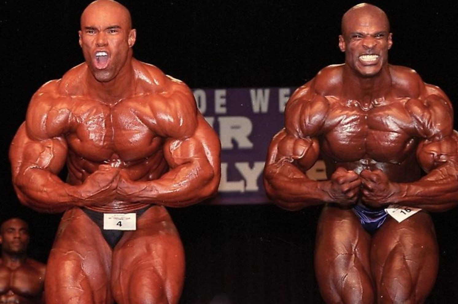 WATCH: Kevin Levrone impersonates Ronnie Coleman (Funny)