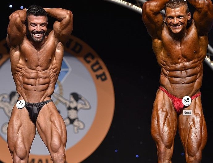 PHOTOS - 2017 IFBB Diamond Cup Malta