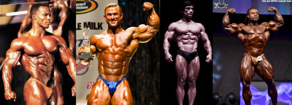 "WATCH: Bodybuilding's ""Giant Killers"""