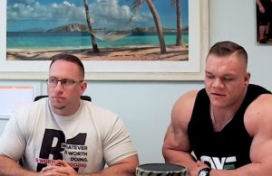 Dallas McCarver skips 2017 Mr. Olympia