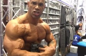 Levrone skips 2017 Vancouver Pro Show