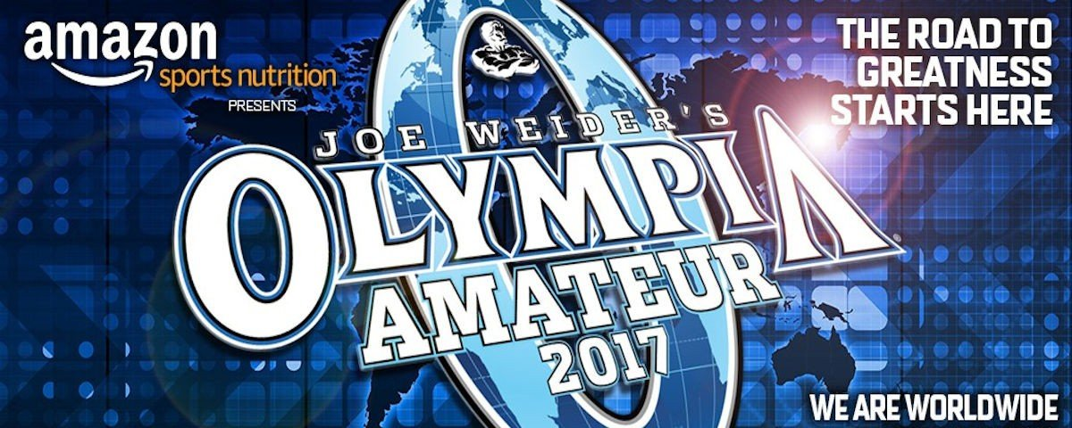 2017 Olympia Amateur - USA