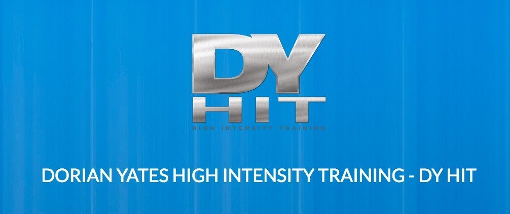 Dorian Yates High Intensity training - DY HIT, Marbella, Spain