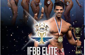IFBB ELITE RANKING: NEW QUALIFYING EVENTS