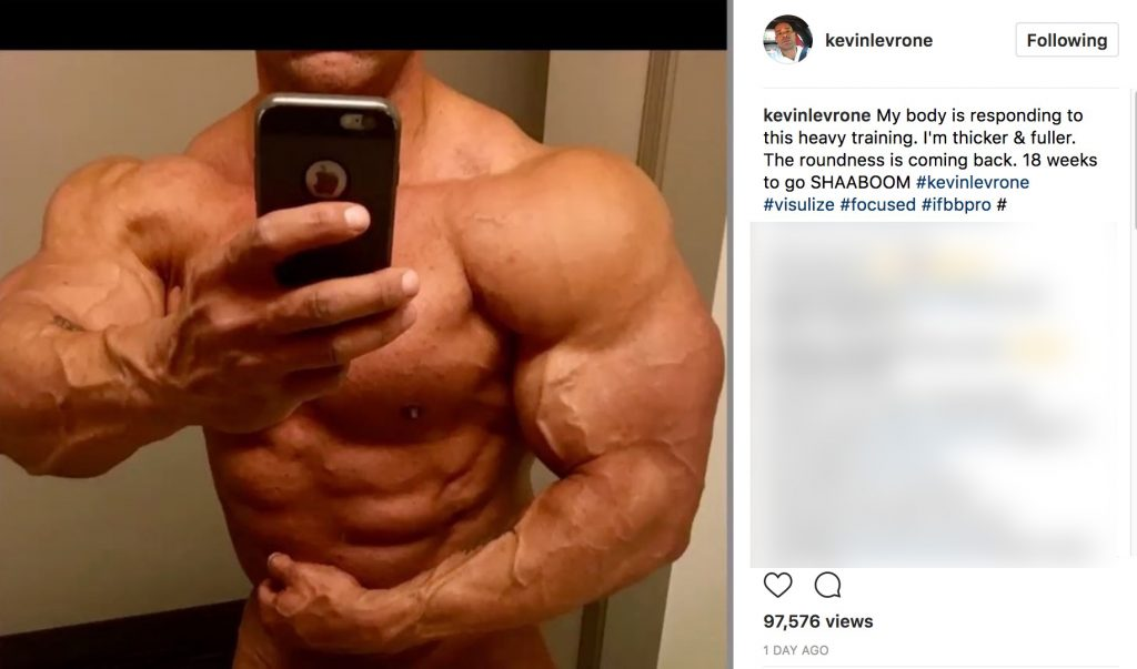 Kevin Levrone answers critics