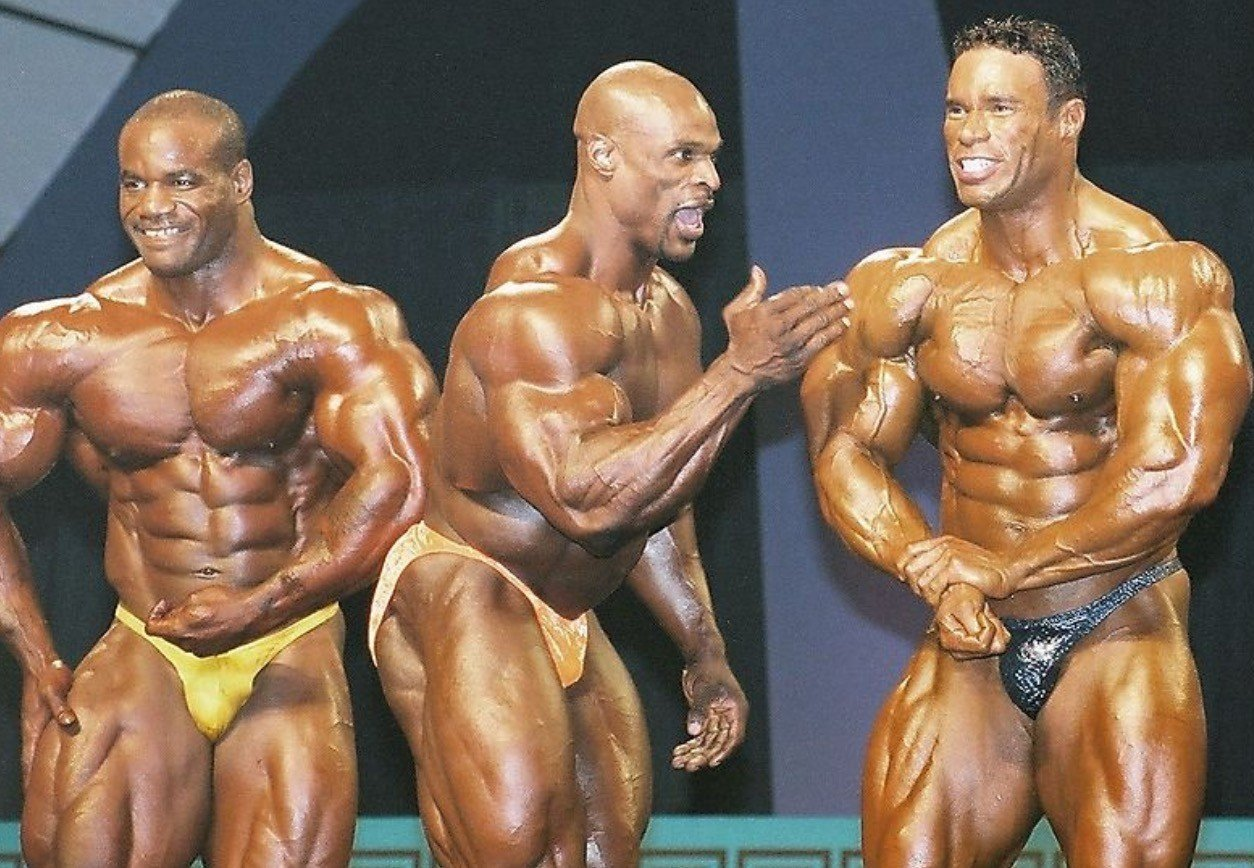 Controversial Mr. Olympia winners list