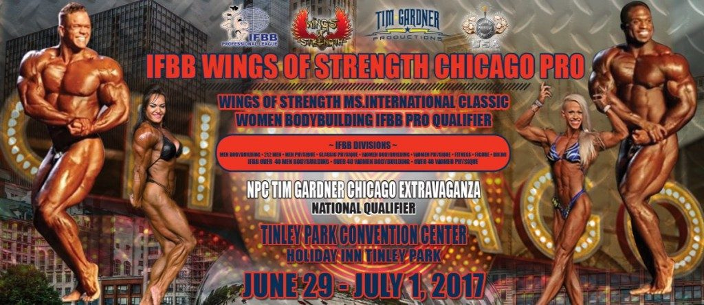 2017 Chicago Pro results