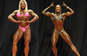 2017 NPC USA Championship Women's Physique / Bodybuilding results