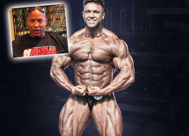 Muscle-Insider attack Shawn Ray on Regan Grimes criticism