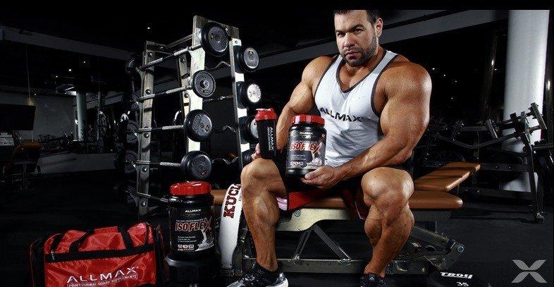 Fact: whey protein intake