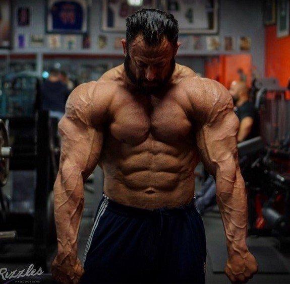 IFBB Pro Sean Harris