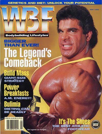 Eddie Robinson - Bring back bodybuilding