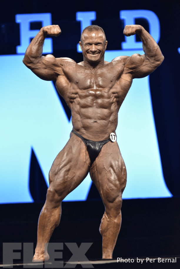 PHOTOS: 2017 Mr. Olympia  '212' confirmed competitors
