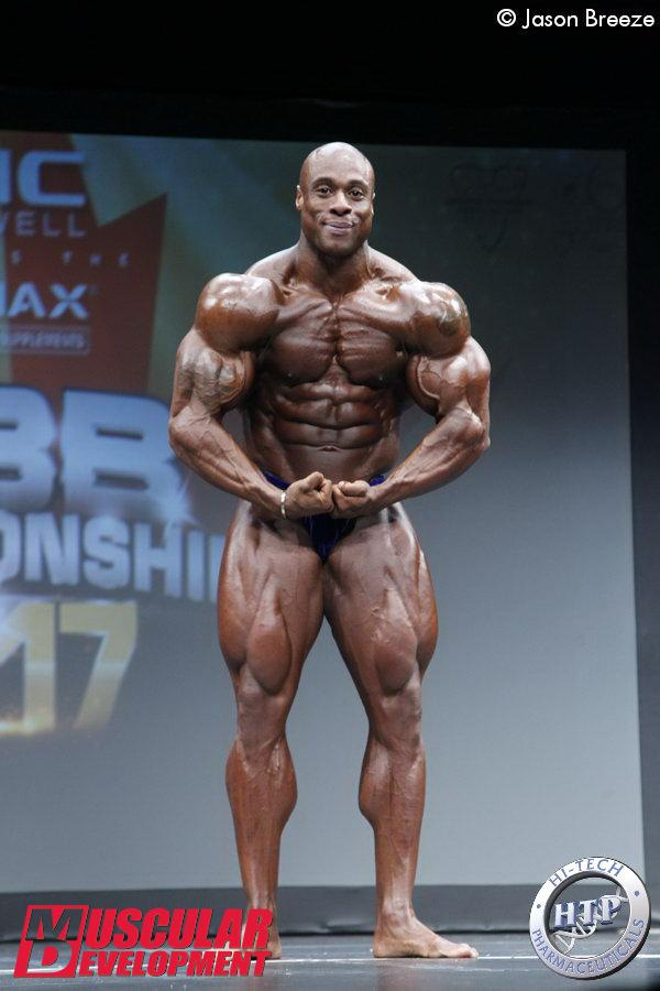 PHOTOS: 2017 Mr. Olympia confirmed competitors