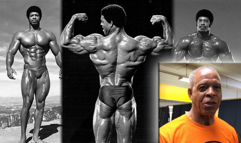 WATCH: Bodybuilding legend Bill Grant talks about the state of bodybuilding
