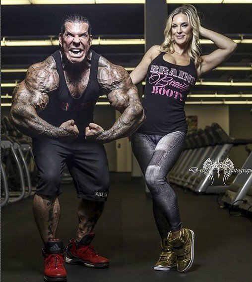 Rich Piana not dead