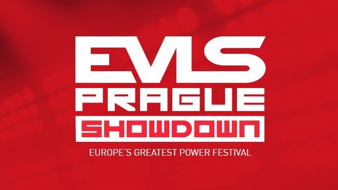 2017 EVLS Prague Pro Show - Confirmed Competitors